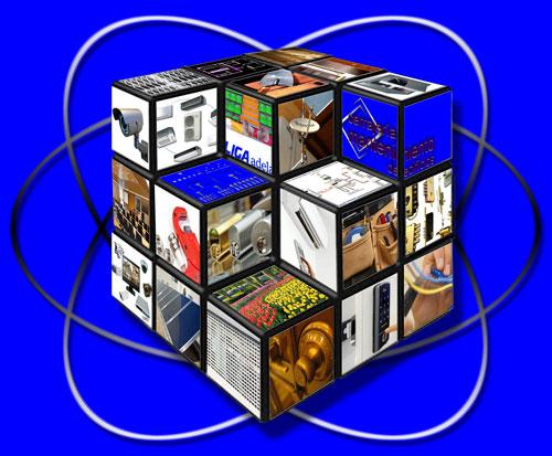 Servicios globales de Cerrajería y Mantenimiento de edificios
